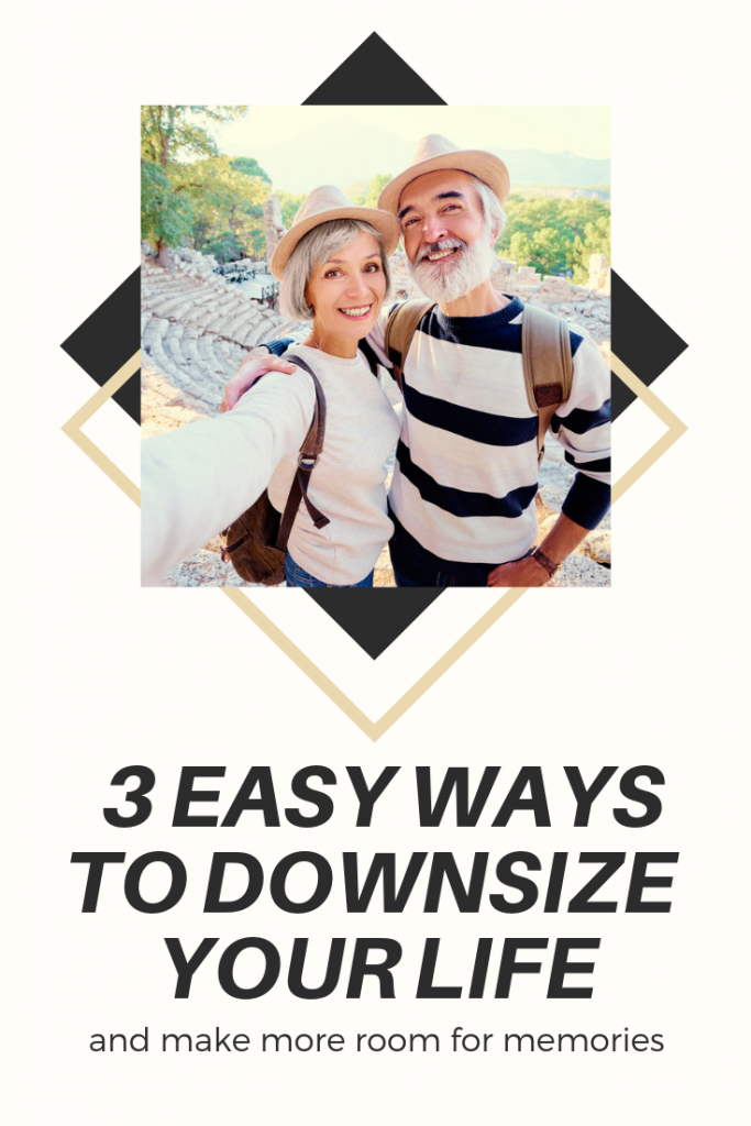 Are you ready to downsize your life, have exciting experiences and make lasting memories? Here are three ways how you can save money, embrace minimalism and have more free time to travel.