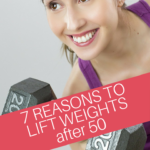 Aging reeks havoc on your body. As we age, it changes and not for the better. Here are the reasons I lift weights after 50. Plus why you really should.