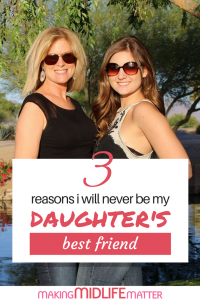 On all social media platforms,mothers are proudly exclaiming that they are their daughter's best friend.I don't believe in this trend & here's 3 reasons why. #relationships #parenting