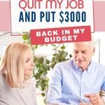 The best thing I ever did was walk away from traditional employment and you can too! Let me show you how I did it. Use my tips to help you tackle your budget and quit your job too.