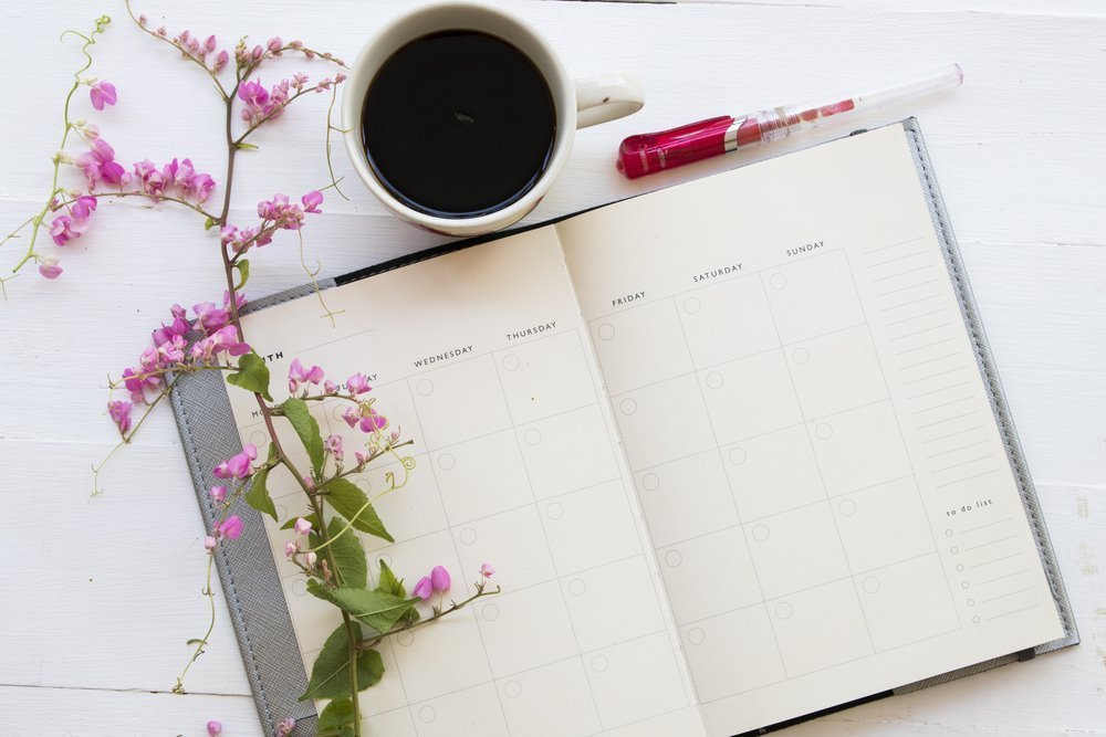 How To Organize Your Life And Achieve Your Goals
