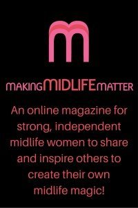 An online magazine for strong, independent midlife women to share and inspire others to create their own midlife magic!
