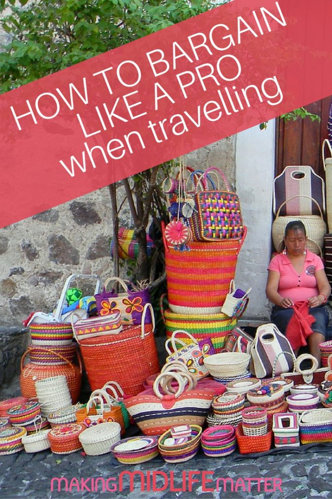 While many travellers and expats are reluctant to negotiate in markets and souvenir shops in foreign lands, my own experience confirms over and over again: not only is bartering the norm in most every corner of the developing world, but it helps to keep the local economy stable and strong.