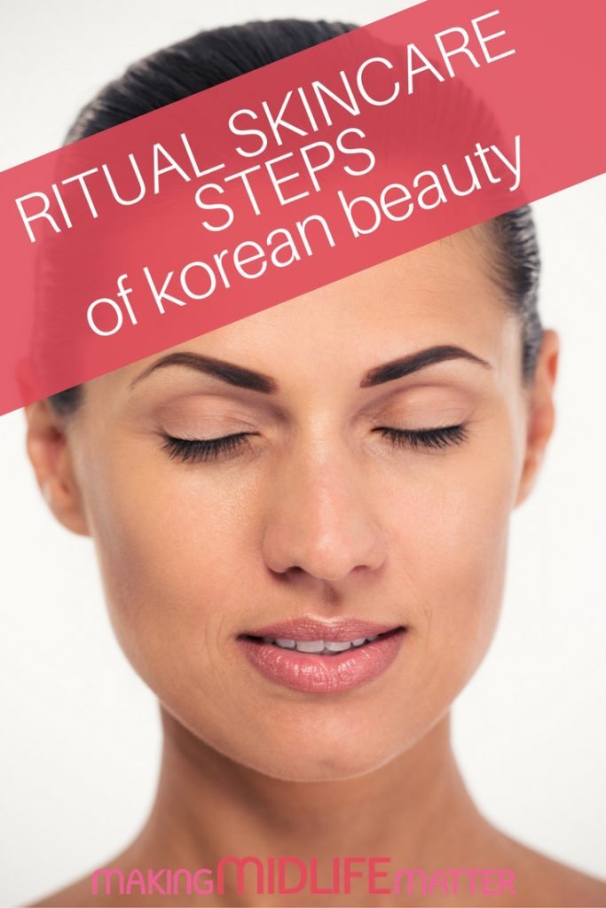 Korean Beauty (or K-beauty) is a labor intensive process that involves 10 or more steps. It's more than skincare, it's a ritual designed to spend a few moments each day pampering yourself. Your skin will thank you, but more importantly, your soul will thank you.