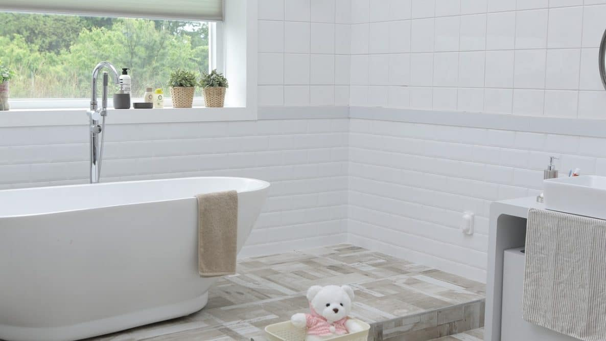 These 17 Genius Bathroom Cleaning Hacks and Tips will help you super clean like a professional!