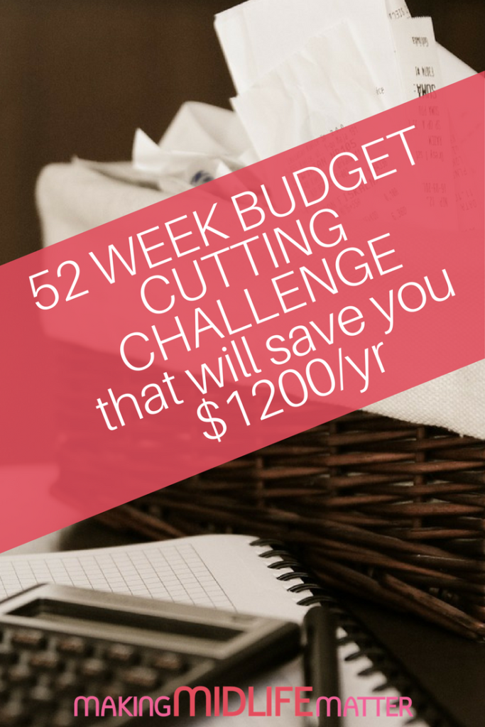 Budget Tips. Saving money is easier than you think. 52-week money saving challenge + Tips to save money and cut expenses.