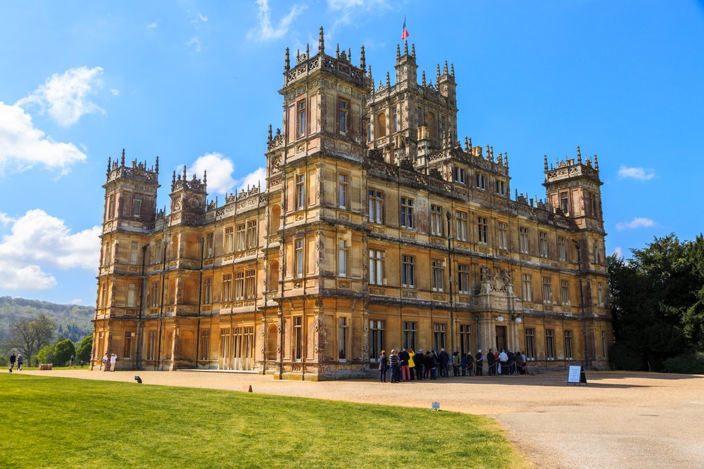 Tips and tricks from my visit to Highclere Castle aka Downton Abbey.
