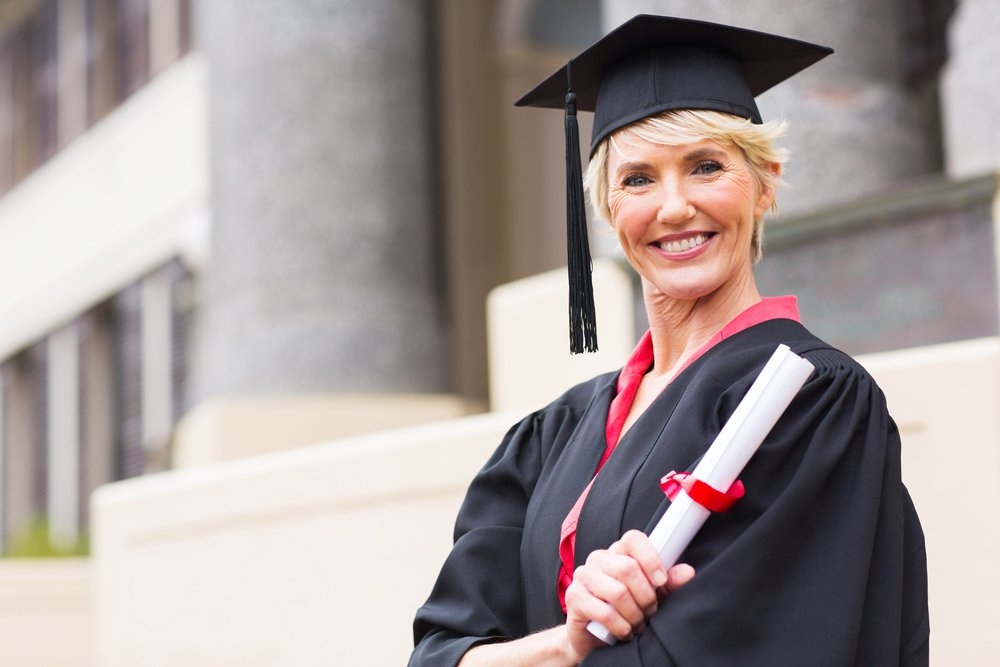 How You Can Go Back To College As A Midlife Woman