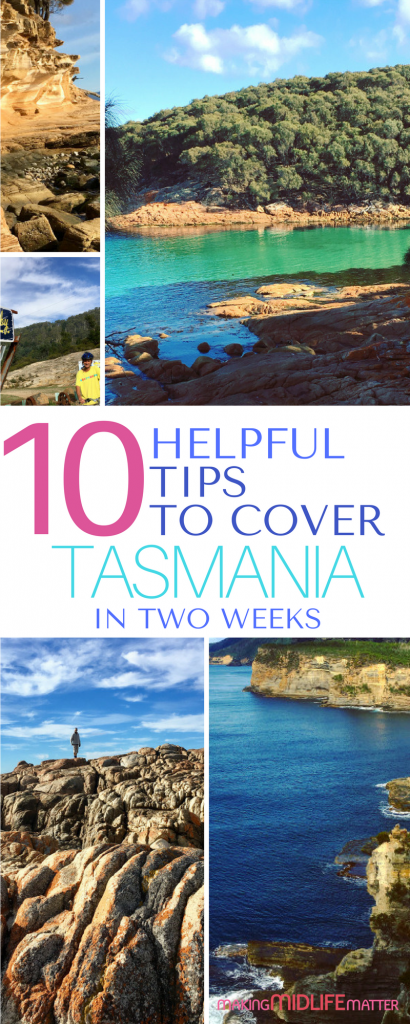 When your time is limited, you want to make sure that your #travel experience is not fraught with problems. Check out these #traveltips to maximize your #Tasmania two week #vacation.