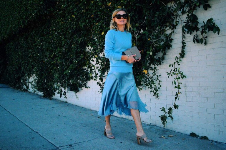 6 Fabulous Ways To Pair Summer Dresses And Winter Sweaters