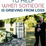 When you know someone who has had a death in the family, you feel such empathy for their loss. You want to do something more than send flowers. Here are real ways to help when someone dies.
