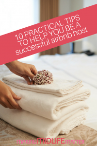 Have you ever thought about making some extra money by renting out your home? You could use the cash to supplement your own vacation. Check out these 10 tips to help you be a successful airbnb host. #airbnb #travel #makemoney