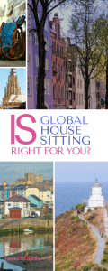 Like the idea of FREE accommodation & travel? Global Housesitting may be for you. Click through for more information. #travel #housesitting #moneysaving