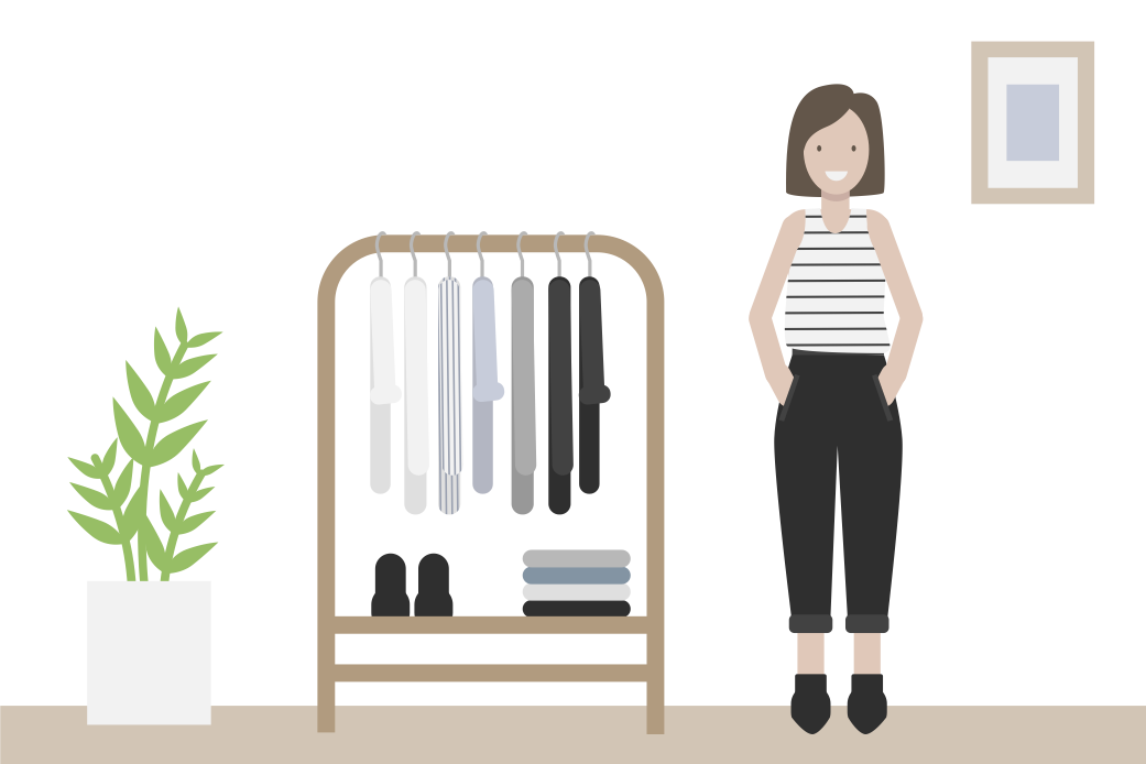 Have you been thinking about creating a capsule wardrobe? Check out these reasons and answer the questions to see if you are ready to embrace this minimalist lifestyle.