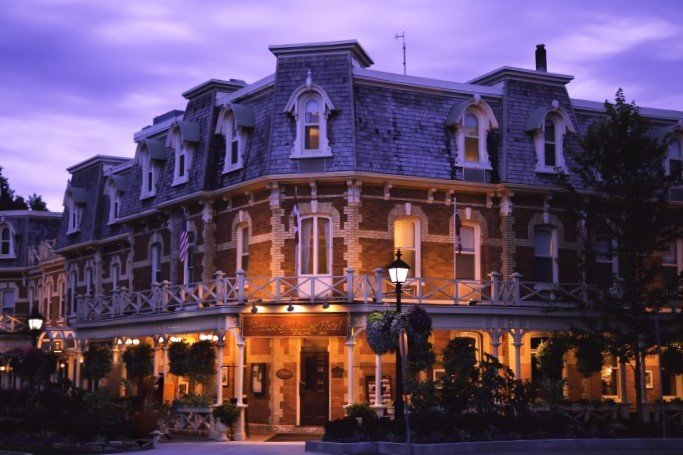 Niagara on the Lake also claims to be the most haunted town in Canada. With 80% of the homes here boasting to have at least 2 resident ghosts, this seems to be the best place to experience the spookiest night of the year, Halloween. #ghosts #ghosthunting #halloween #NOTL