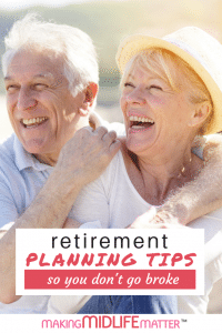 How do you imagine your retirement? I bet you are somewhere warm and you never worry about money. If you want to make that dream a reality, you need to get serious. Here are 5 retirement planning tips to help ensure you don't end up going broke.