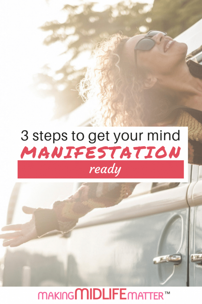 Manifestation has become a bit of a buzzword lately. Check out this article to learn what it is and how you can get your mind manifestation ready. #manifestation #loa #lawofattraction