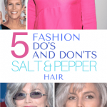 Are you feeling dull and boring now that you have transitioned to salt & pepper hair? You need a colour consultation! Check out these fashion tips by Jill Kirsh to find out what colors you should be wearing.