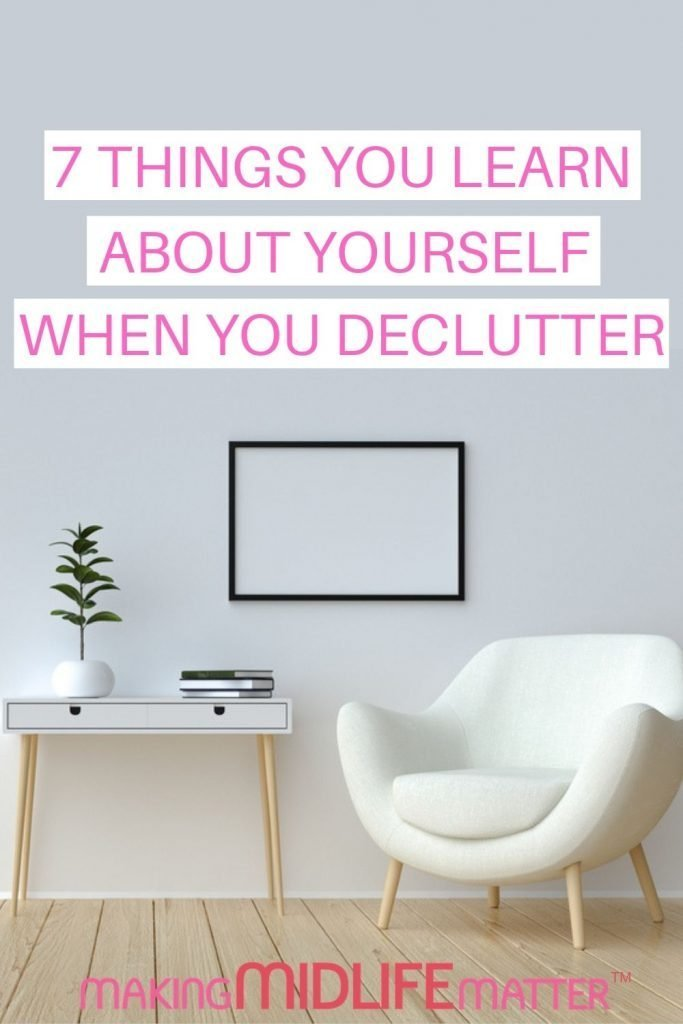 Think decluttering your home will be easy? It's not. Especially when you learn some hard truths about yourself in the process. But if you can accept and learn how to curb these handicaps, you will be well on your way to a much more clean and serene space. #declutter