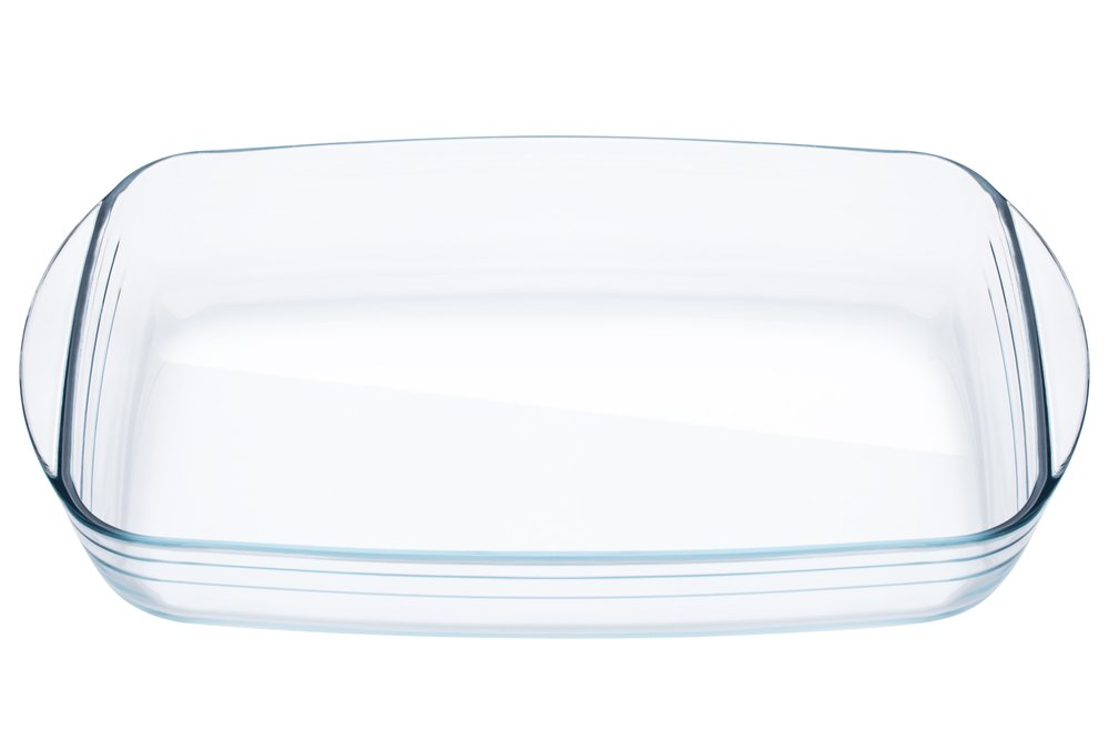 This is a really simple hack for how to clean baked-on grease and stains off of glass baking dishes. You will be AMAZED at how easy it is to get your glass bakeware looking like new with very little effort.
