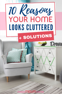 Have you done a major declutter but feel like your house still looks like you've got a long way to go? I hear ya! The funny thing that happens when you declutter, is that other problem areas usually come to light. Things you probably didn't notice before. Here are 10 incredibly common (but often overlooked) places where unsightly clutter tends to linger. #declutter