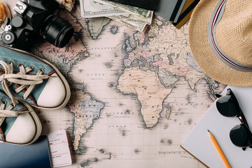 How to Organize And Plan For Your Next Trip
