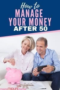 You may feel like you are finally getting control of finances once you are older but if you wish to have the retirement of your dreams, you can't afford to free fall at this point in your life. You must continue good money management for a secure future.