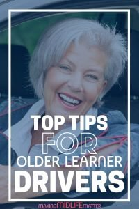 Many people associate learning to drive with teenagers and twenty-somethings. However, there are many who choose to learn to drive later in life. If you are one of these people you have nothing to fear! Here are some top tips to help you out if you are an older learner driver.