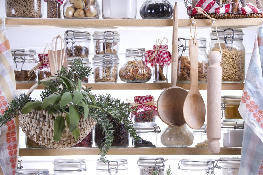 You will love this dollar store, small baking pantry organization and makeover - chock full of helpful tips and beautiful inspiration so you can organize your own baking cupboard today like a pro.