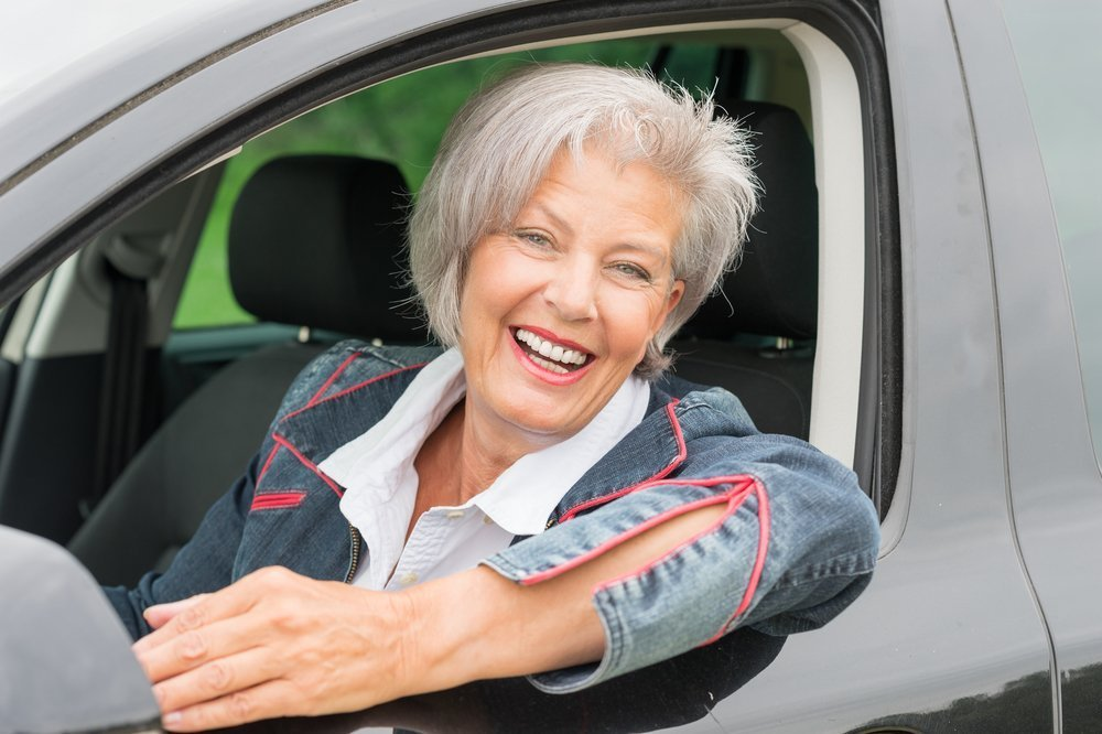 Top Tips for Older Learner Drivers