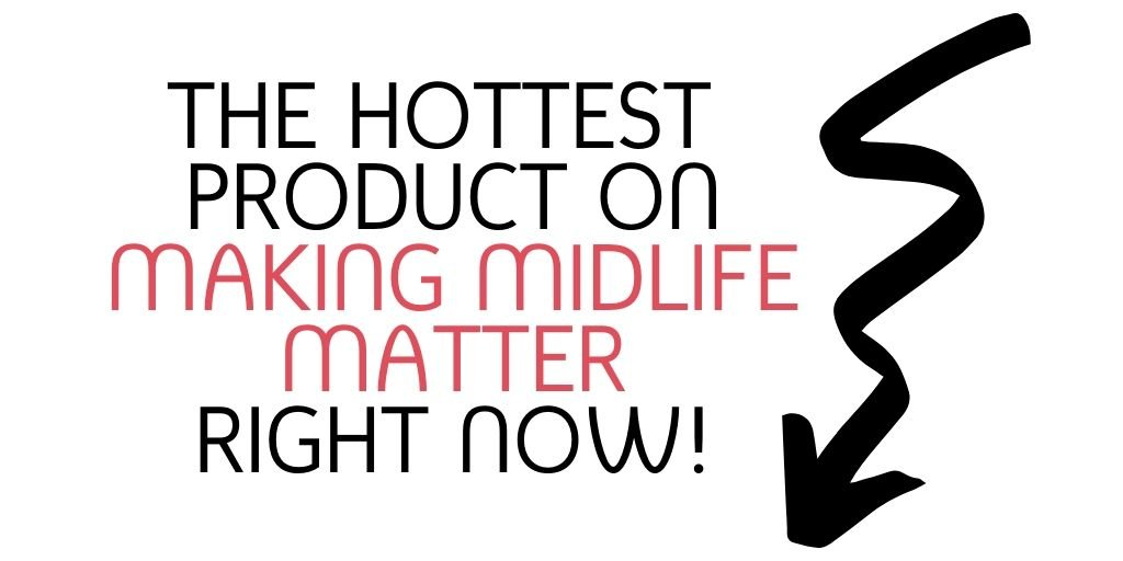 The hottest products trending on Making Midlife Matter® right now. Check them out!