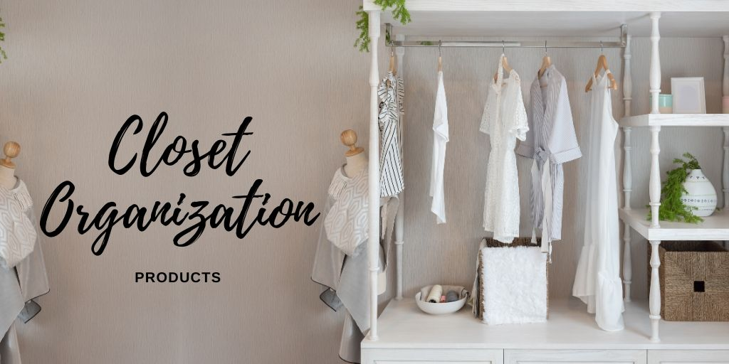 Does it take you a long time to get ready in the morning? First you need to declutter, then you need some closet organization products. You will never want to keep your closet doors shut again!