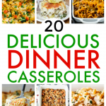Who doesn't love a good casserole. Especially on a cold, winter night. Casseroles are filling and tasty, plus you can make them in a hurry. Make these easy casserole recipes your go to meals on busy weeknights.
