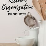 The kitchen is unarguably one of the busiest rooms in your house. It can look cluttered without the proper organization products really quickly. Check out these solutions to keep counters, pantries, cupboards and refrigerators looking neat and organized.