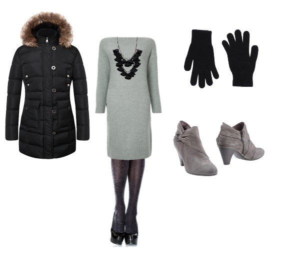 These 10 low effort winter outfits are easy and stylish, and they also use a lot of the same pieces. That means you can spend less time looking for the perfect hat or scarf to go with the rest of your look – they're the same ones you'd wear with any other outfit! From casual to dressy, these styles will make you look like a million bucks! #fashion #capsulewardrobe #style #winterfashion