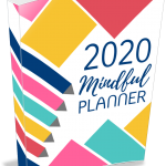 Want to make 2020 you best year ever? The Complete Mindful Planner has over 200 pages of monthly and weekly goal planners and trackers. Plus reminders to have gratitude and grace while pursuing your dream life. Click through to see more.