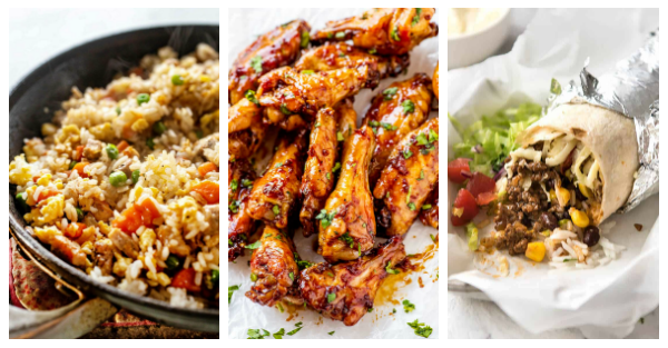 20 Take Out Favourites: Recipes You Can Make At Home