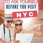 A visit to New York City can be over-whelming if you don't take the time to plan ahead. With so much to see and do, you must prioritize and if you can, pre-book. Here are some questions to ask yourself before you visit NYC.
