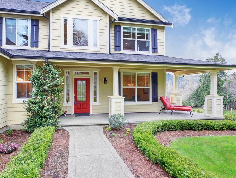 With the right exterior décor, you can enhance the overall appearance of your home and boost your curb appeal. Here are 5 easy ways to make your home look more inviting.