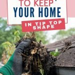 Keeping your home well-maintained is a crucial part of owning a home. We all want a home that we can chill out in and where everything works as it should. To keep your home not only looking fantastic but working efficiently as well, you will need to put some time and effort into taking care of it by following these few tips.