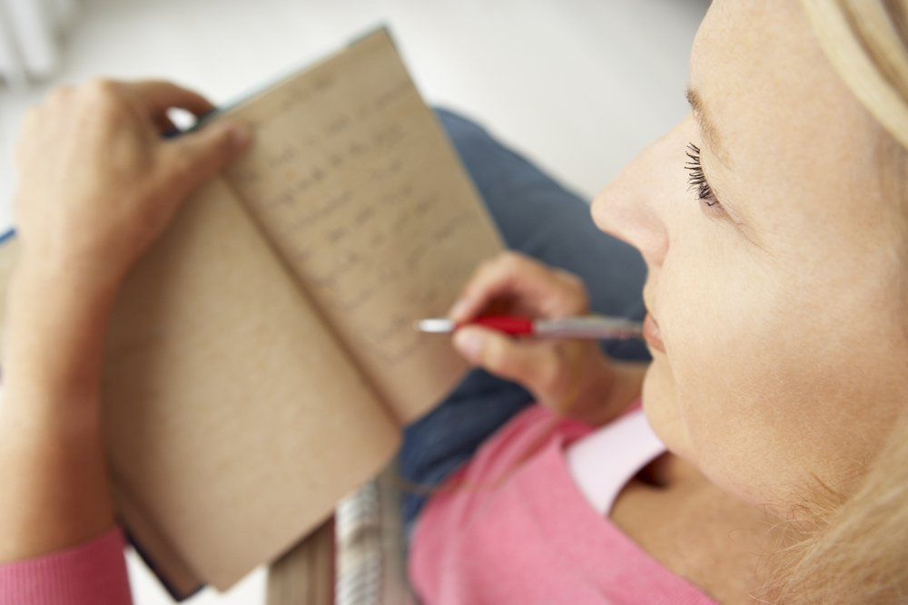 3 Reasons Why You Should Start Writing Things Down On Paper