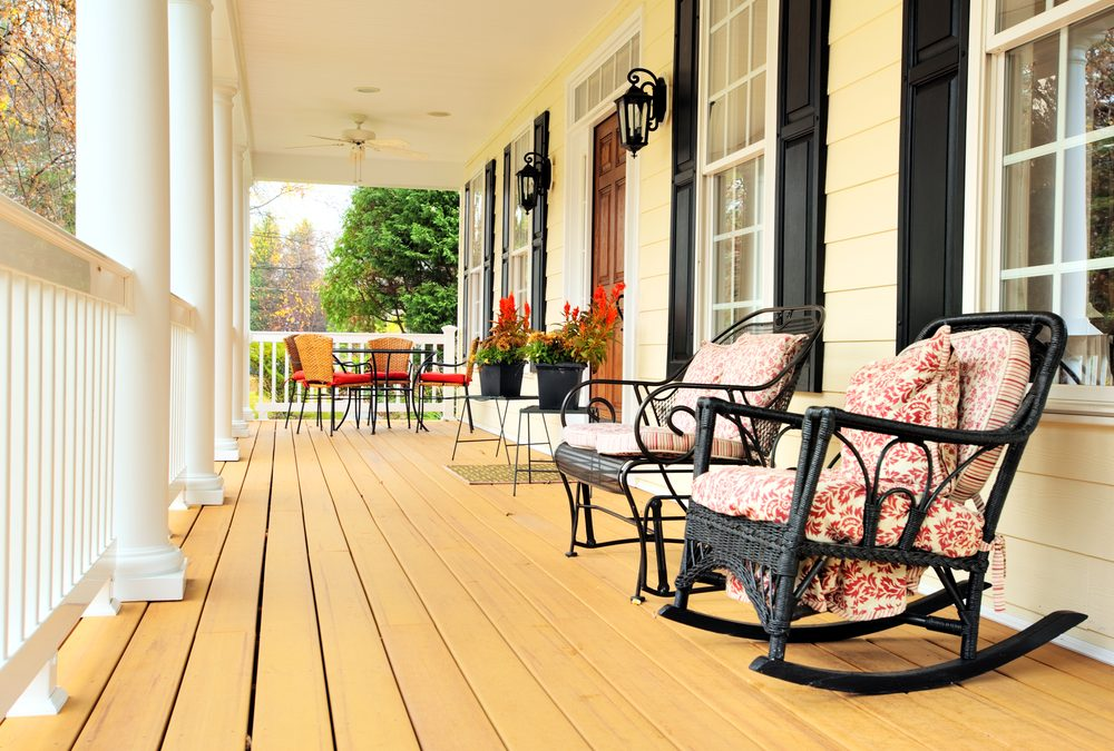 Top Upkeep Tips to Take Care of an Older House