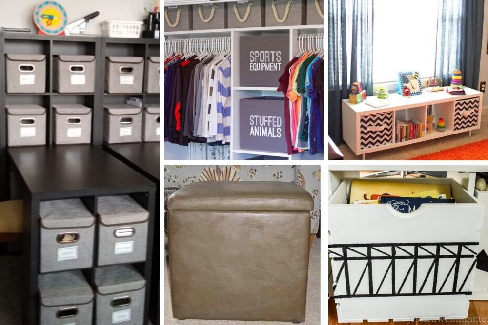 Cube Organizers Storage Secrets: Discover More Space