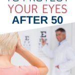 If you are approaching later life and concerned about protecting your eyesight, you don't need to worry. There are several ways you can act now to protect your vision before it gets worse.