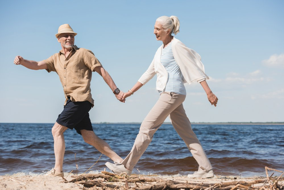 As we get older, our bodies change and so do our fitness programs. Here are a few reasons walking is healthy for you and should be added to your daily routine.