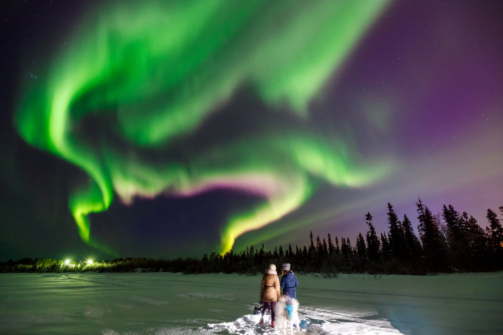 10 Best Places To See The Northern Lights