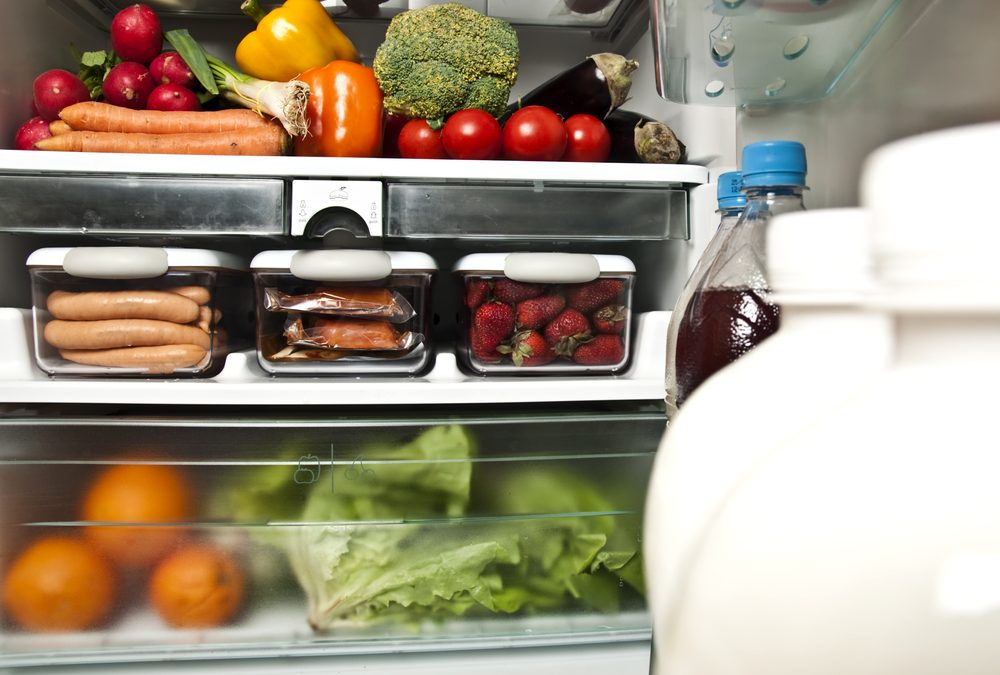 Having a good stock is always a good idea, but that means your refrigerator may be super full. Here are tips to help you organize your fridge even if it's REALLY jam packed.
