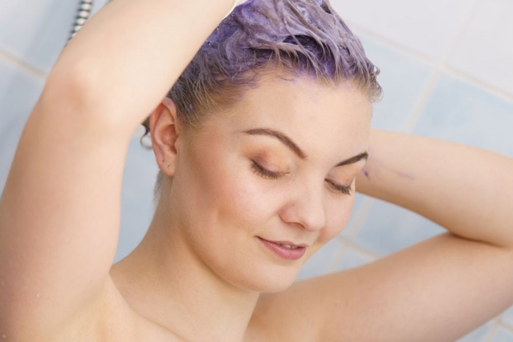 Why You Need to Use Purple Shampoo For Grey Hair