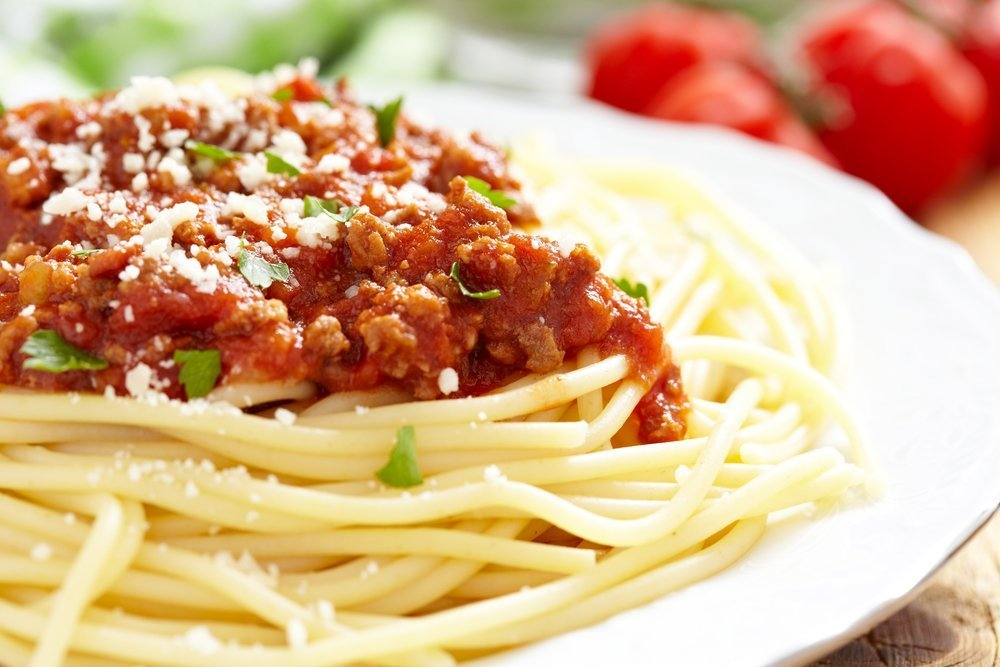 Pasta night is part of this done for you meal planning template. Use it to plan your meals for the week.