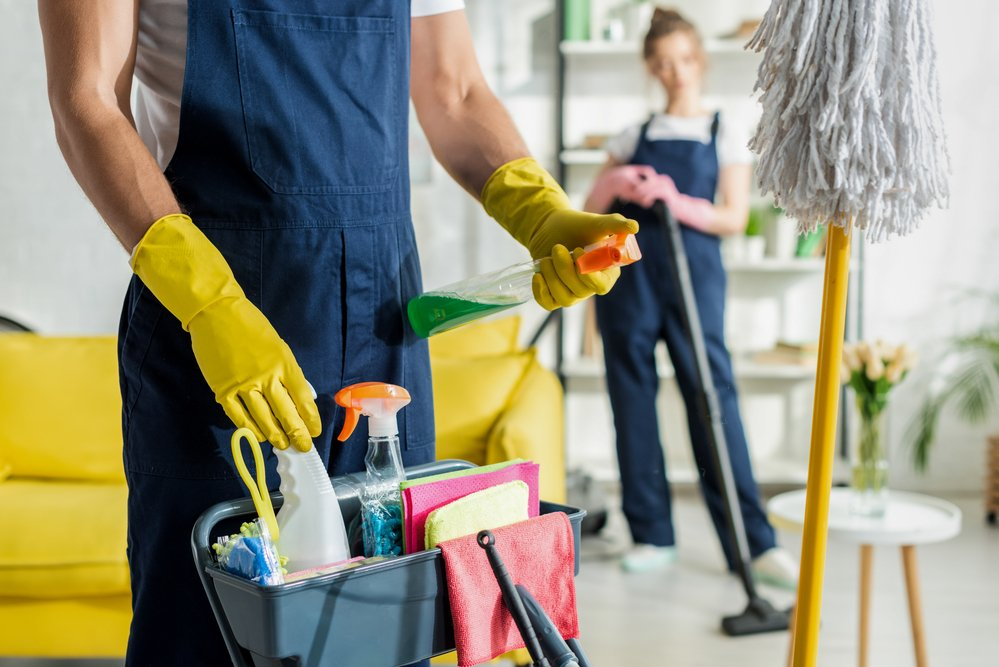 Let's throw open the windows and get to work spring cleaning! Here are a few tips to get the job done faster, plus a whole home checklist to make sure you don't miss anything.